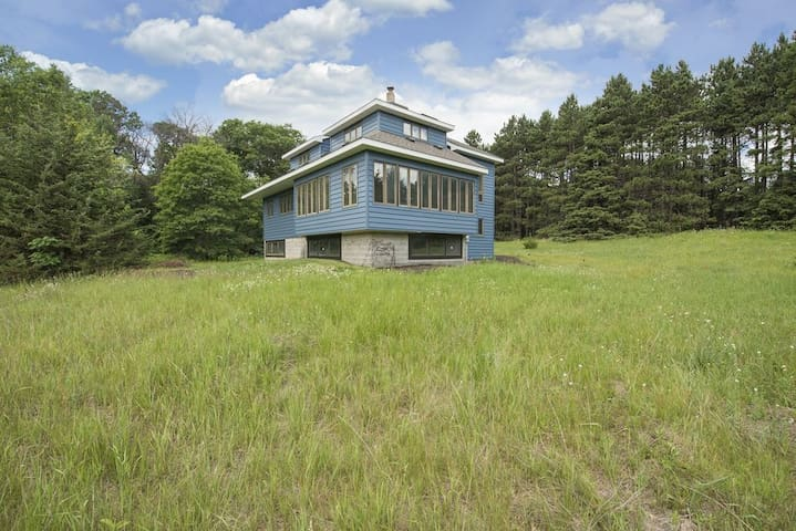 4BR Andover Home on Large Private Lot