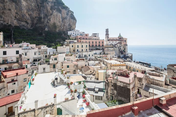 Amalfi - Atrani beautiful house - Atrani - Huoneisto