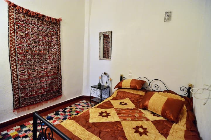 comfortable room in the heart of medina