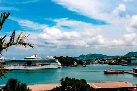 Harbor Vista Inn. - Castries City - Apartmen