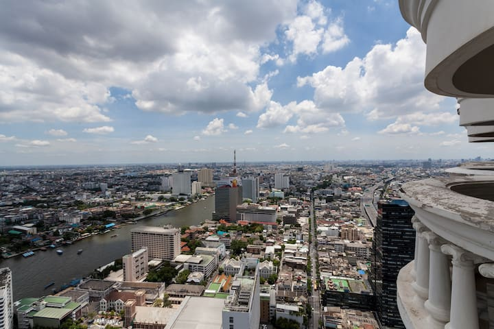 ICONSIAM River view  on 49th floor - กรุงเทพมหานคร - Departamento