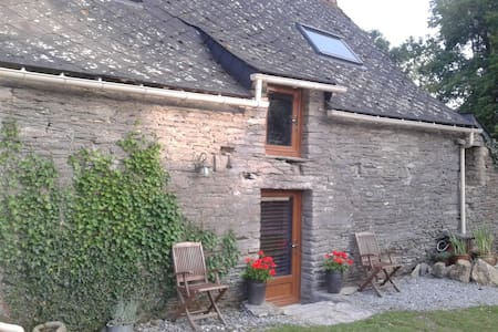 Cosy Character Barn pres La Gacilly - House