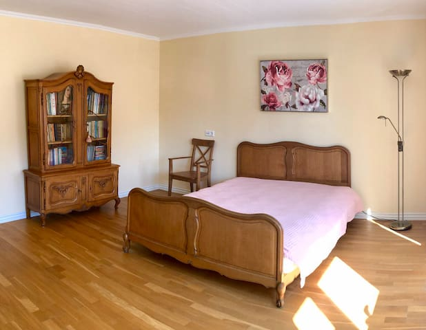Spacious Private Room in Home near City Center