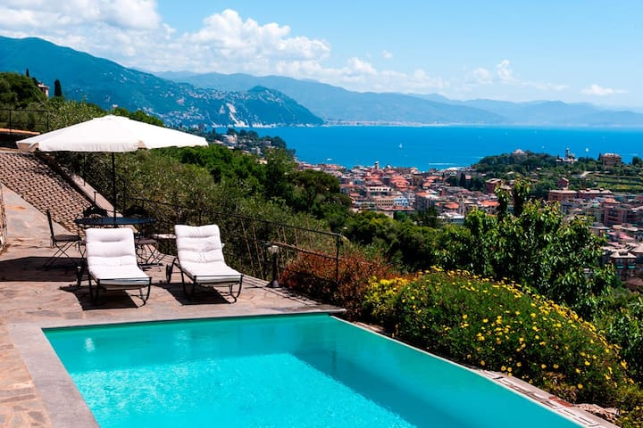 Villa Melograno Suites Apartments - Santa Margherita Ligure - Villa