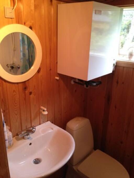 Toilet og bad, Bath,