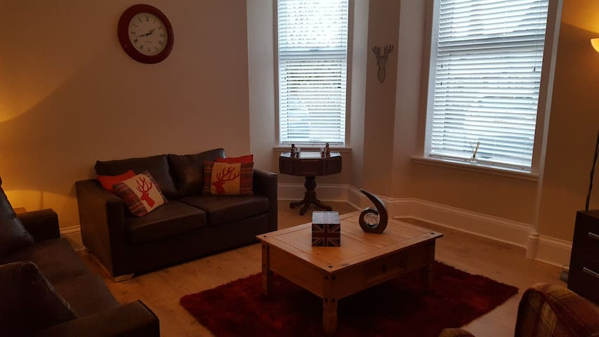 Cosy  Neuk, The Chestnuts - Ellon - Serviced apartment