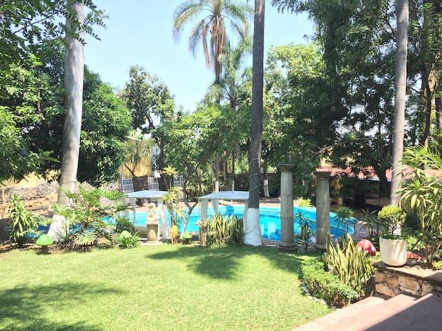 Jardin Paradisiaco