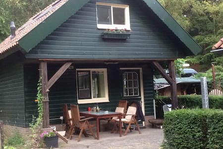 De Hut te Radio Kootwijk op unieke locatie.