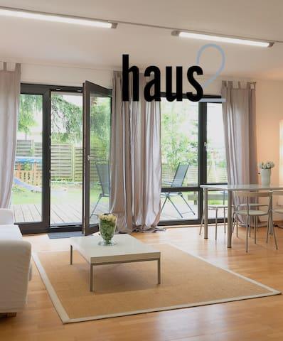 Charmantes Haus-Terrasse&Garten - Pfullingen - House