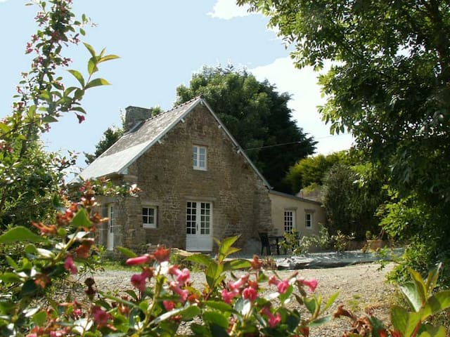 La Boulangerie - Mont Saint Michel - Champcervon - Rumah
