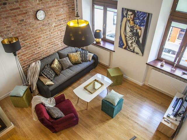 BC7 Apartament Deluxe No. 10a