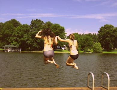 Go Jump in the Lake! - Inman - Casa