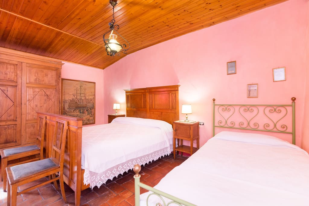 Alle canicce chambres d 39 h tes louer borgo san for Chambre d hote italie