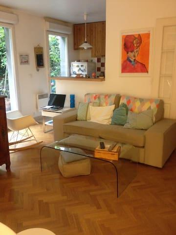 Charmant 2 pièces proche Montmartre - Paris - Apartamento