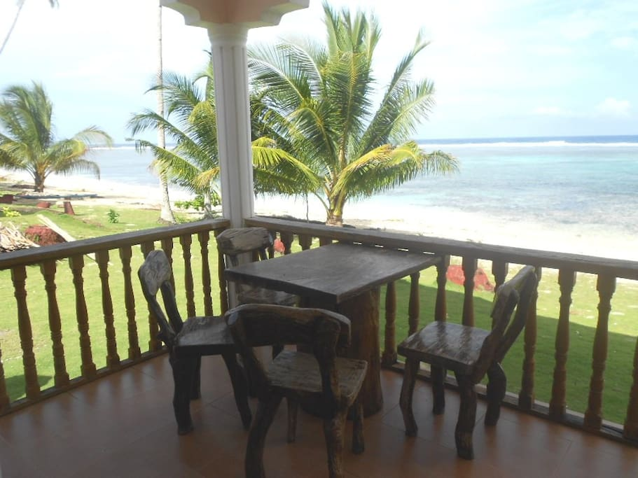 Luxury Beachfront Room Sea View