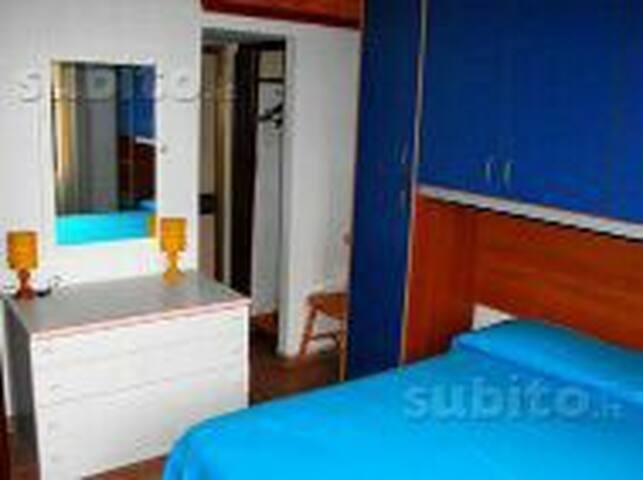 Camera matrimoniale (appartamento con 2 stanze)