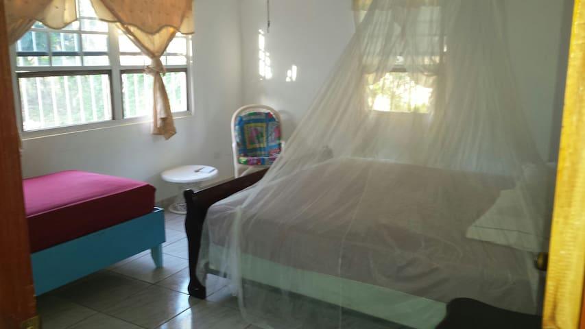 Camera confortevole in casa privata - Las Galeras - House