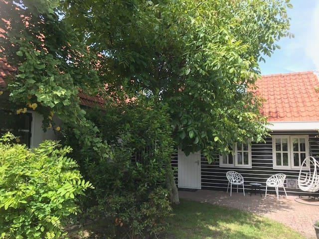 Vakantiehuis in oude dorpskern Noordwijk