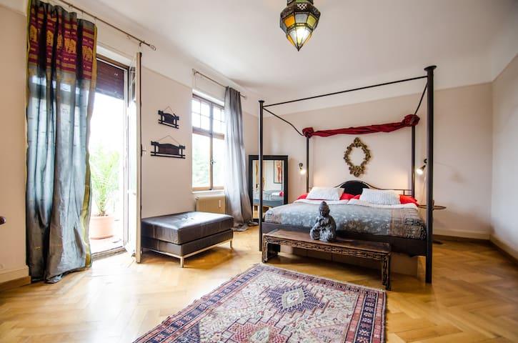 Charmante Villa 8 Min. von Basel #3 - Saint-Louis - House