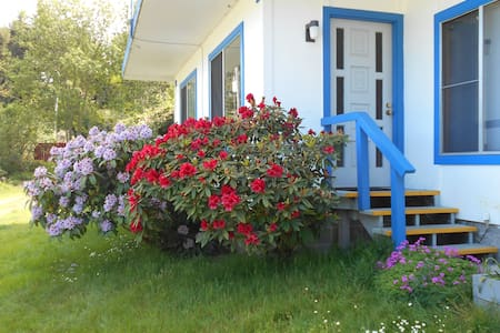 Spacious suite on the coast  A - Coos Bay - Casa