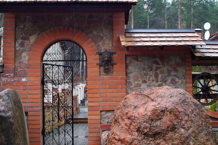 Домик в лесу - Zhdanovichy