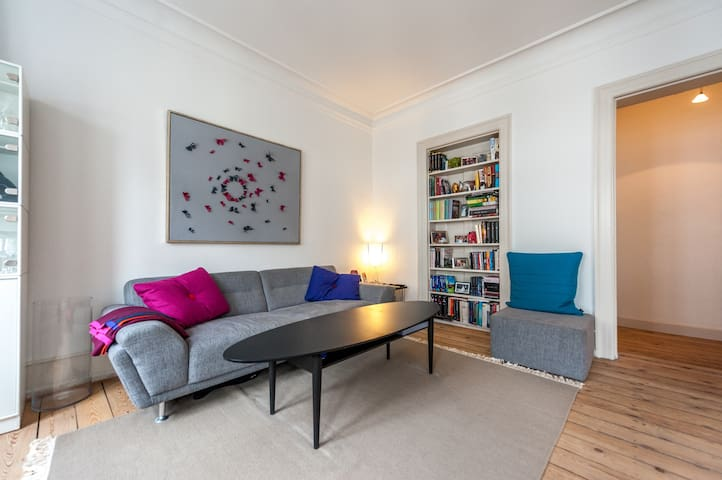 Spacious and modern in city center! - Copenhague - Appartement