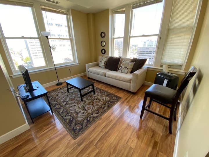 2 BR Apartment in the Heart of Downtown