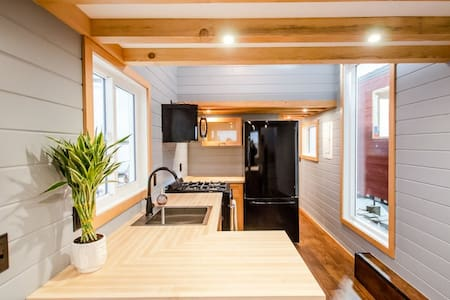 Modern Tiny Home in a beautiful beach community.