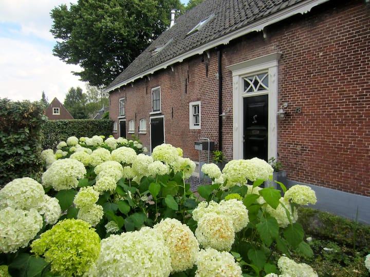 Spacious farm house near Amsterdam