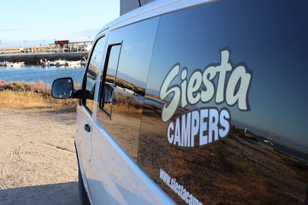 Fully Equipped Deluxe VW T5 Campervan - Lisbon - Camper/RV
