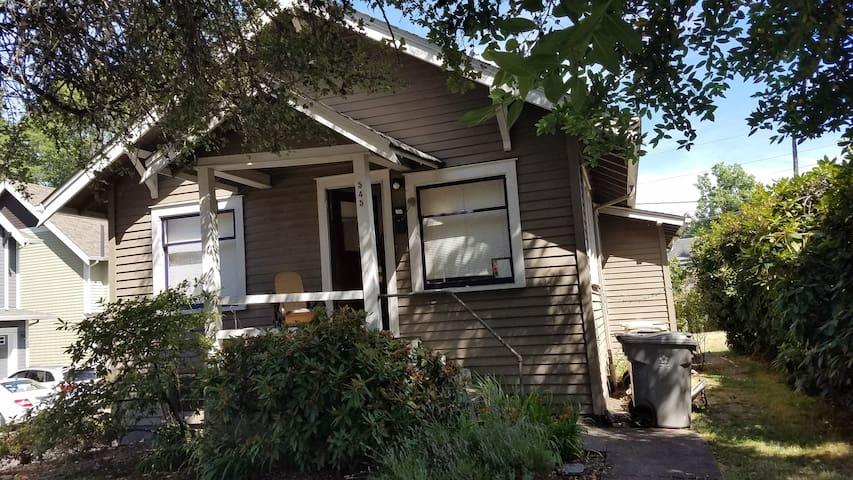 Adorable Corvallis cottage