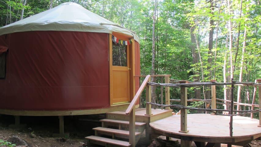 Sunset Yurt Off-The-Grid Retreat - Denmark - Jurtta