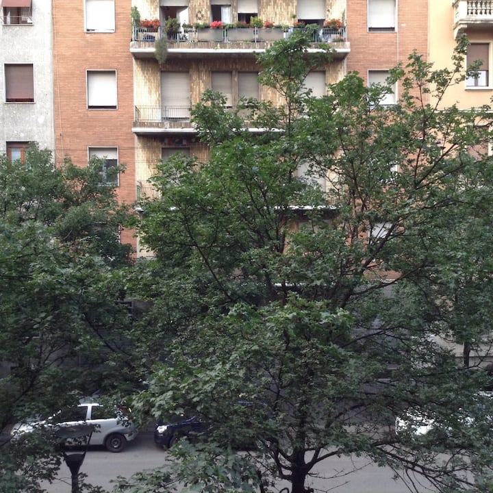 Apartment in the lovely Sempione Area -Summer