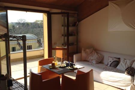 Charming Apartment on Monte Conero - Apartamento