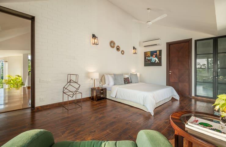 Second bedroom - top floor