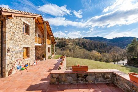 Preciosa casa en la Ruta del Ferro - Sant Joan de les Abadesses