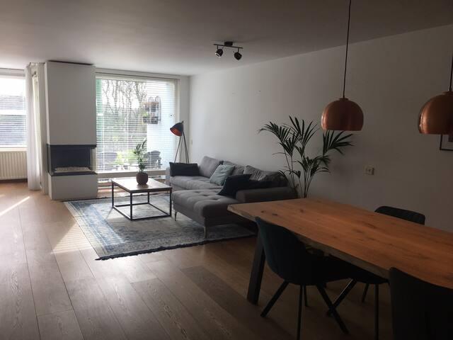 Spacious maisonnette in Amstelveen