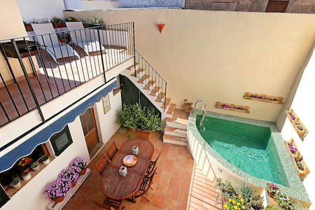 Can Pa cosy townhouse with pool  Pollensa Mallorca