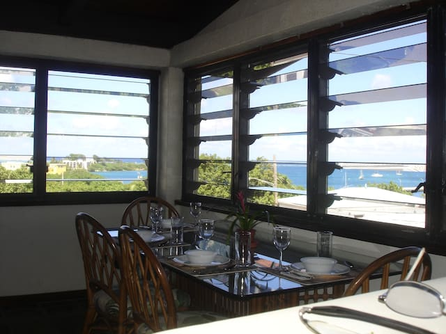 Beautiful harbor view! - Christiansted - Apartamento