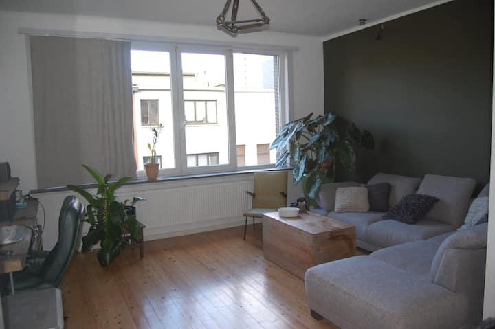 Cosy appartement op trendy Zuid.