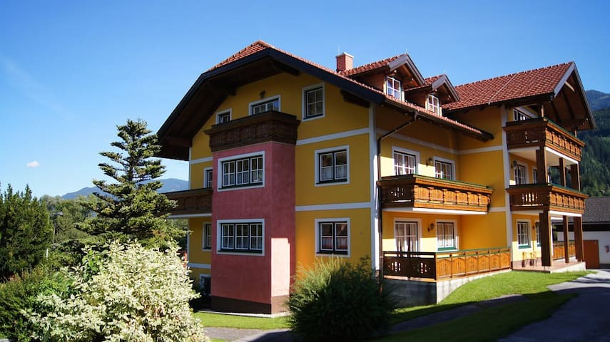 Eberlhof Top 2/5/6 inkl. Wellness - Pruggern - Appartement