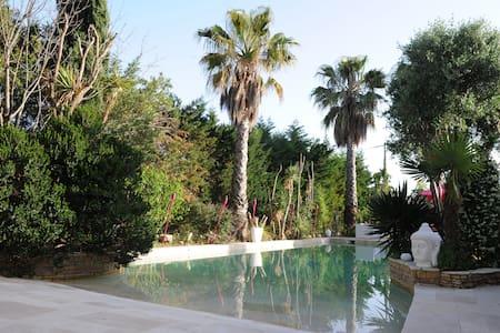 villa piscine Marseille - Marseille
