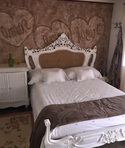 Suite romântica na fazenda - Camanducaia - Chalet