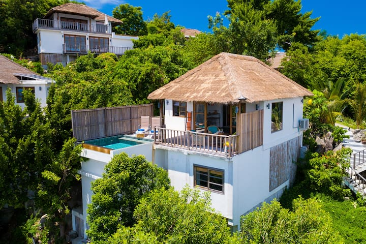 The Sailfish House with private pool