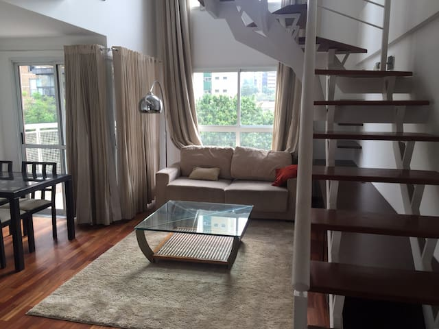 Charming duplex loft, perfect location - San Paolo - Loft