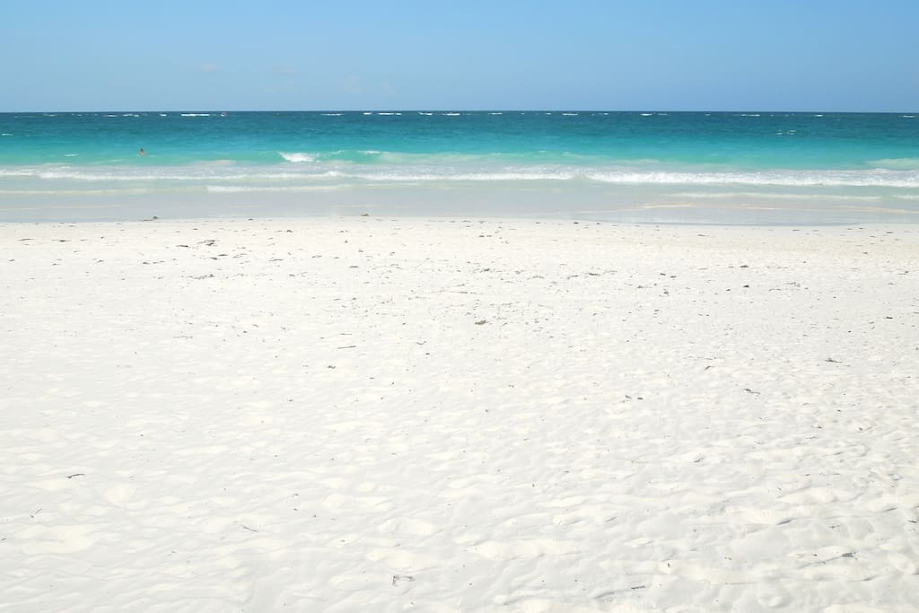 Playa Paraíso...Amazing! Only 3.5 km away from home