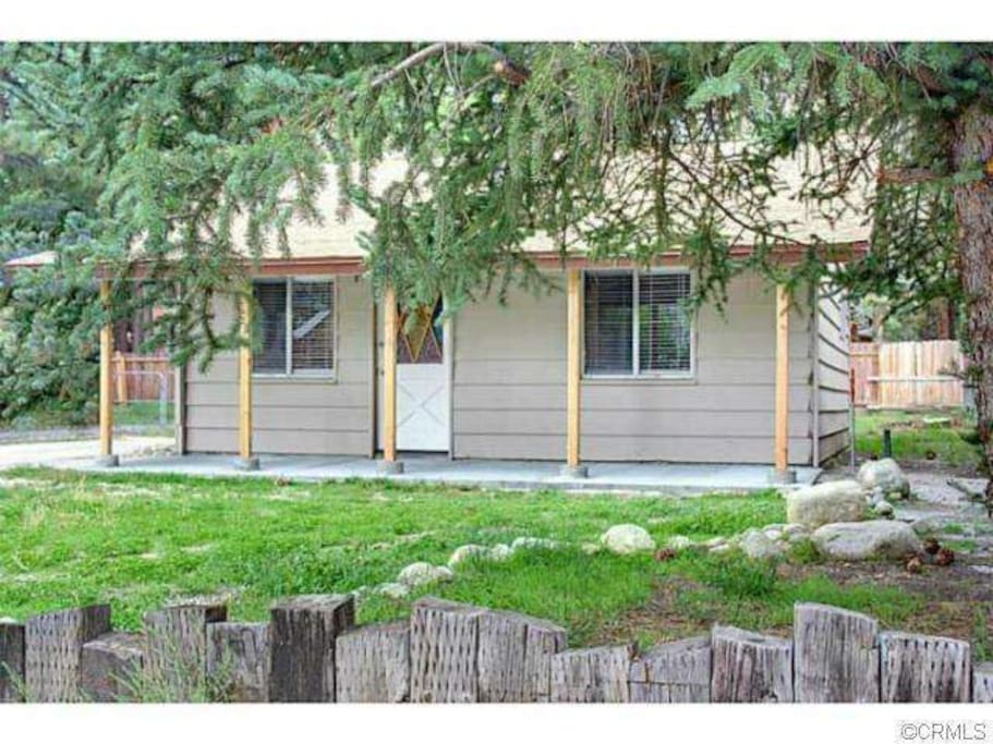 The lovenest romantic hideaway cabins for rent in big for Cabins for rent big bear ca