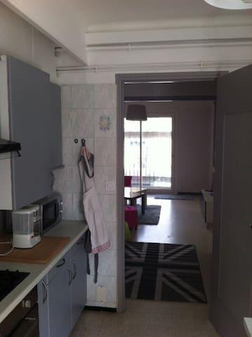 Chambre en appartement