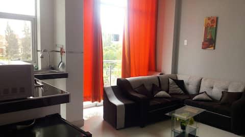 apartemen berperabot mandiri chiclayo
