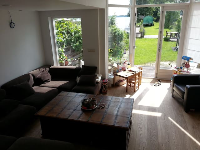 Lakeside spacious 4 bedroom house  - Nederhorst den Berg - House